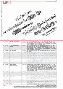 Massey Ferguson Mf 1085 Mf1085 Tractor Parts Manual