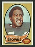 1970 Topps #20 LEROY KELLY Cleveland Browns - CREASE FREE ...