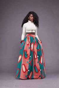 African Skirts | African Dresses | Grass Fields Fashion ...