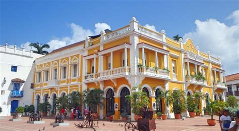 cartagena is postcard perfect except for the heat the