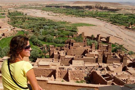 Ait Ben Haddou ksar, Atlas Mountains of Morocco, pictures ...