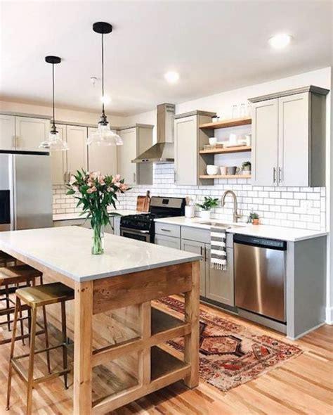 kitchen inspo remodeling brooklyn blonde