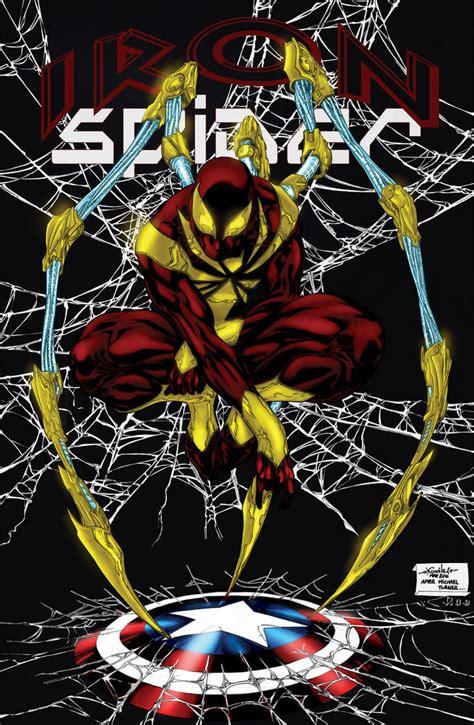 Iron Spider By Ta2dsoul On Deviantart