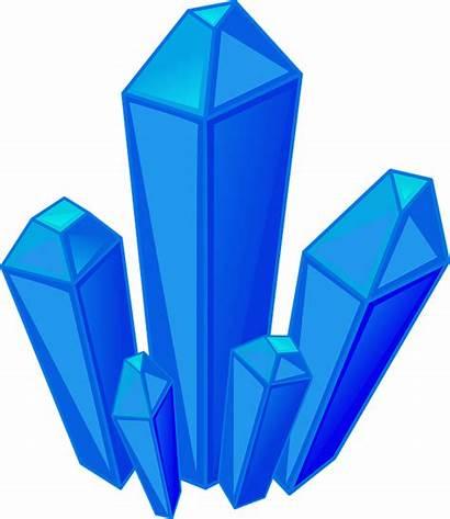 Crystal Clipart Quartz Berg Clipground Graphics