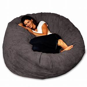 list top 10 best bean bag chairs for adult in 2017 reviews With big soft bean bag