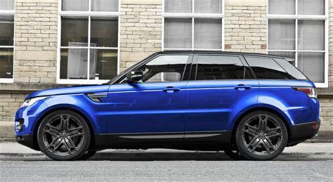 range rover sport blue kahn range rover sport in estoril blue
