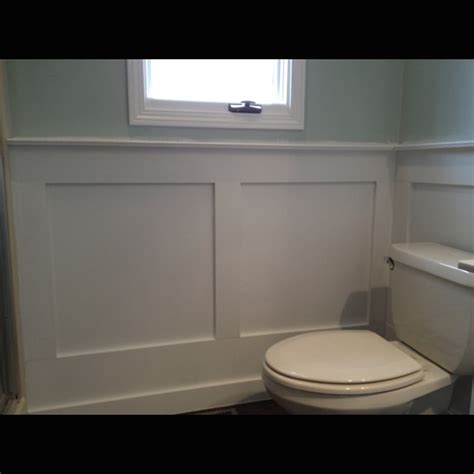 bathroom ideas with wainscoting mdf wainscoting in bathroom bathroom ideas