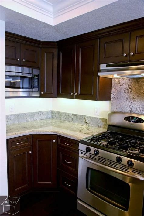 kitchen remodel  custom dark brown cabinets hometalk