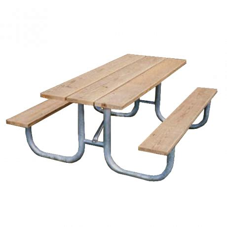 steel picnic table frame commercial metal picnic table frames only