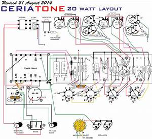 Ceriatoneusa Manuals And Layout Diagrams