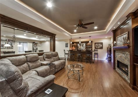 top trends  basement design   home
