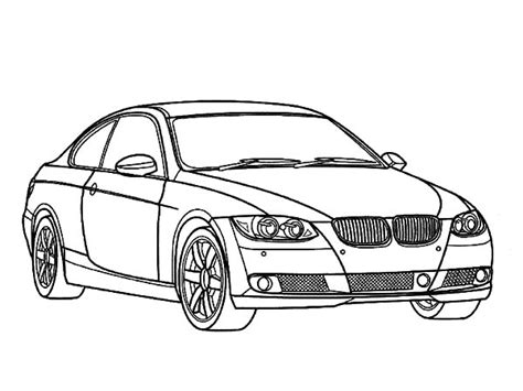 Bmw 1 Serie Kleurplaat by Bmw Car Design Coloring Pages Bmw Car