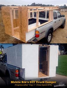 Tacoma Camper Build images