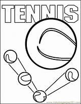 Tennis Coloring Printable Sports Colorare Pintar Disegni Colorear Websincloud Sporten Dibujos Coloriage Sportivo Others Deportes Attivita Stampa Sportsgrene Tegninger Adults sketch template