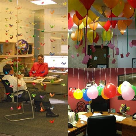 Day Office Decorations by Best Office Birthday Decorations Image Inspiration Of