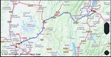 What is the driving distance from Lyon Rhone Alpes France ...