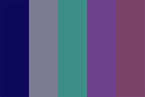 What Color Is by January Color Palette