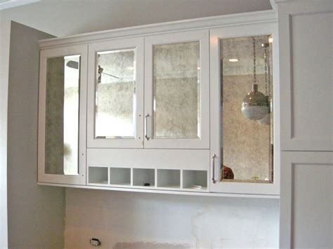 mirrored kitchen cabinet doors 5 ways to enhance your office interior with antique mirror 7535