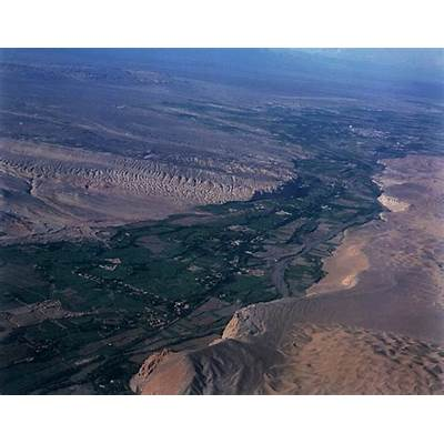 Photo Image & Picture of Turpan Depression View Xinjiang