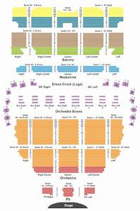 Wang Theater Boston Ma Seating Chart Boch Center Wang Theater Tickets With No Fees At Ticket Club