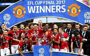 Manchester United 3 Southampton 2 EFL Cup Final Zlatan