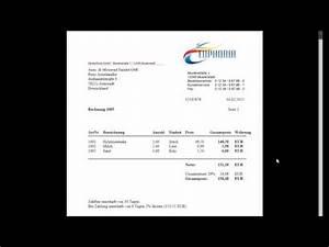 Mein Md Rechnung : wiso mein b ro tutorial eingangsrechnungen verbuchen doovi ~ Themetempest.com Abrechnung