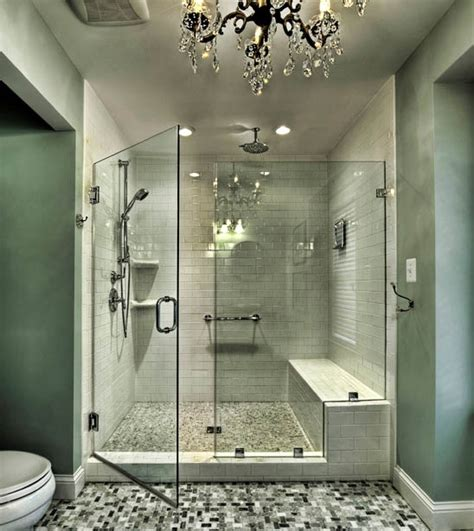 bathroom showers designs 10 walk in shower ideas that are bold and interesting just diy decor