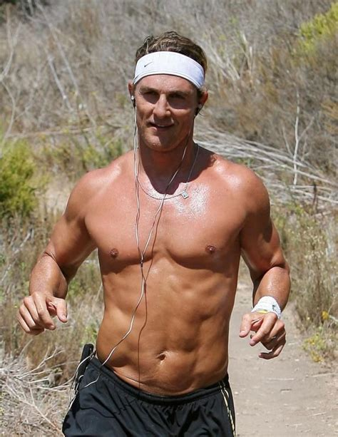 Matthew Mcconaughey Best Matthew Mcconaughey S Best Shirtless Looks Matthew
