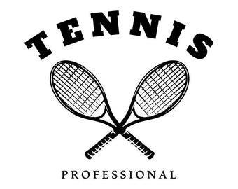 tennis court clipart etsy