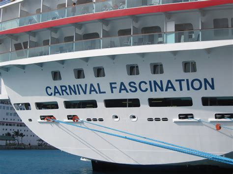 Carnival Fascination Deck Plan 2012 by Elvis Cruise January 2012