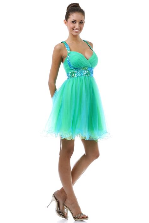 Model Dresses Strapless Cocktail Party Junior Prom Dress