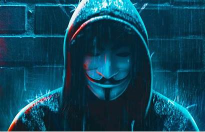 Hacker Anonymous 4k Mask Resolution Published April