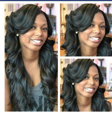 Wedding Sew In Hairstyles by 1000 Images About Weave Hairstyles On Zoe