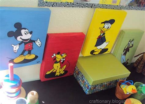 Top Most Adorable Diy Wall Art Projects For Kids Room
