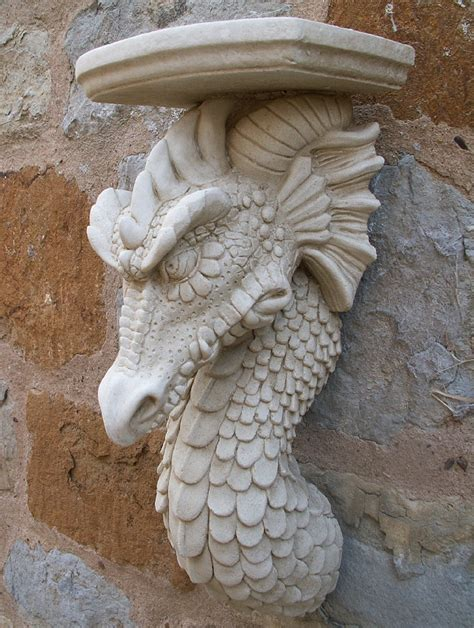 Wall Corbels by Corbel Wall Decoration Garden Ornaments Find