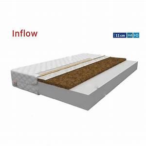 Matratze 80 200 : matratze inflow schaumstoffmatratze 200 x 80 cm hause bett ~ Eleganceandgraceweddings.com Haus und Dekorationen