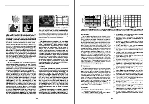 two column latex template floats placing figures inside a two column document
