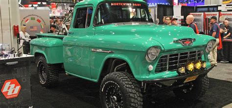 SEMA 2019: Baja Designs Gives This '55 Chevy Truck A ...