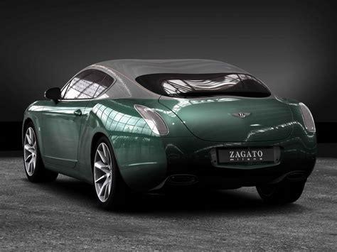 Bentley Zagato by Class Or Crass 2008 Bentley Zagato Gtz
