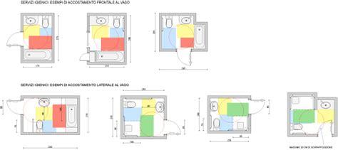 misura minima bagno misure minime bagno disabili con misure standard bagno e