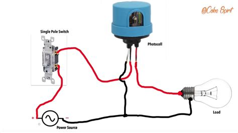 Photocell Panel Wiring Diagram by Wiring A Photocell In A Circuit Easy Steps