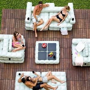 Mobilier Gonflable Exterieur : mobilier d ext rieur suivez nos conseils deco maison ~ Premium-room.com Idées de Décoration