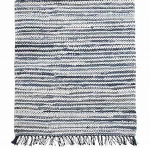 Teppich Blau Weiß Gestreift : maritimer flicken teppich jeans blau wei 70x240 cm baumwolle gewebt bei min butik online kaufen ~ Eleganceandgraceweddings.com Haus und Dekorationen