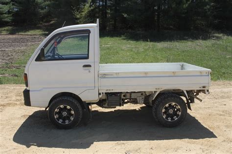 Mitsubishi Mini Trucks For Sale mitsubishi 4x4 mini truck