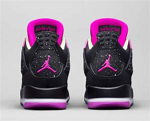 Jordan Retro Chart 1 23 Girls Air Jordan 4 Retro 39 Fuchsia 39 Available Now