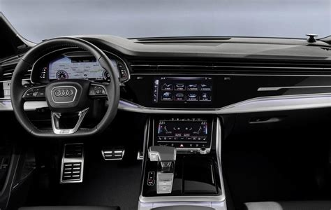 When Does 2020 Audi Q7 Come Out by The 2020 Audi Q7 Has An Updated Design And New Tech But