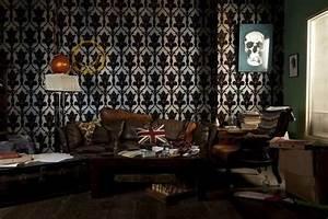 171 Besten 221b Baker Street Interior Set Design Bilder