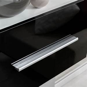 Meuble Tv Led Noir : acheter meuble tv vitrine murale noir avec lumi re led bleu 8 pi ces pas cher ~ Teatrodelosmanantiales.com Idées de Décoration