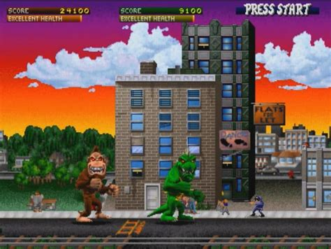 Excited For 'rampage You Can Play The Arcade Game Online