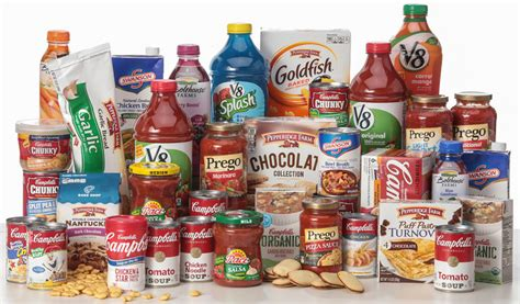 Campbell Labels Will Disclose Ingredients The New